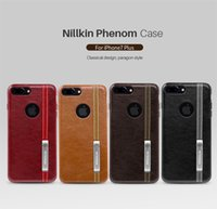 NILLKIN Pohenom series Étui de portable pour iPhone 7plus PC TPU Étui de protection pour 7plus Caisse de téléphone portable
