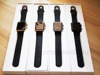 IWO 1: 1 2nd gen smart watch 42mm milanese watchband MTK2502C...