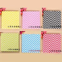 Wholesale- 20 pcs Colorful Chevron Paper Napkin for Party De...