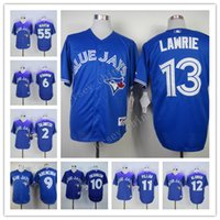 Cheap New MLB Jersey Toronto Blue Jays Sports Youth Jerseys ...