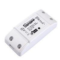 sonoff DC220V Пульт дистанционного управления Wi-Fi коммутатор Smart Home Automation / Интеллектуальный Центр WiFi APP Умный дом управления