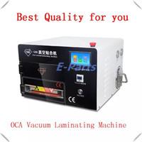 5 en 1 Oca Vacuum Laminating Debubble Autoclave Compresseur d'air pour réparation Ecran tactile LCD Digitizer Separator Repair Tool Kit