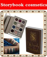 2017 Eyeshadow Palette Harry Potter Storybook Cosmetics 12 C...