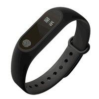 Heart Rate Sport bracelet smart wristband 0. 42OLED monitor b...
