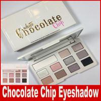 ГОРЯЧАЯ новая тень глаза Chip 11 цветов красит eyeshadow палитры eyeshadow состава профессиональную свободную