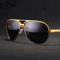 The new aluminum magnesium polarizing sunglasses and driving...