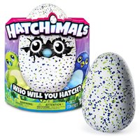 Новый Hatchimals Draggles Пурпурный / G Reen зеленый / бл Ue яйцо игрушки ПРОДАНО 5 день Hatchimal аукциона