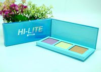 HOT Makeup Highlighter palette Powders Highlighters 3 Color ...
