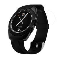 Stocks américains! G5 Bluetooth Smart Montre Mate Téléphone MTK 2502 étanche Sport Montre-bracelet Support SMS Notifier Sport Tracker Pour iPhone Android