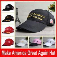 Сделать Америка Великий Снова Дональд Трамп Hat Cap республиканец горячей моды США Трампа Для президента США Hat