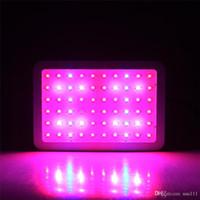 ¡Acción de los EEUU! Crecer Luz Completa IR UV Veg Flor 600/1000 / 1200W Doble Chips LED crecer las luces Plantas de interior lámpara para el crecimiento