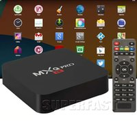 XQ PRO Android TV Box Amlogic S905 Chipset Android 5. 1 Lolli...