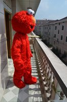 High quality elmo mascot costume adult size elmo mascot cost...