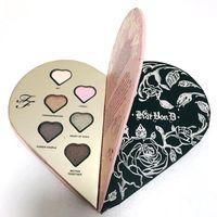 TF x KVD mejor juntos sombra de ojos Paleta de colecciones Ultimate 12 colores Sombra de ojos paletas completas Interlocking Corazón BNIB Cosmetics DHL