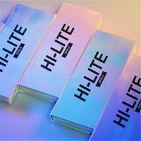 Hot New maillot de maquillage Palette de 3 couleurs Hi-Lite Opals Haute qualité Poudres de haute qualité DHL Livraison gratuite