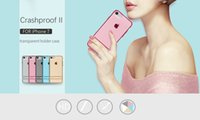Étui de téléphone portable transparent NILLKIN transparent pour IPhone7 réellement extrait de l'enveloppe de téléphone mobile II 7 Plus TPU anti-chute coque de protection livre