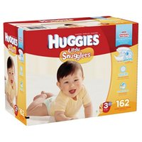2 Box 324 Count Hies Little Snlers Size 3 Baby Diapers
