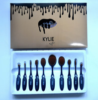 HOT NEW Kylie Oval Makeup Brush Cosmetic Foundation BB Cream...