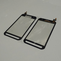 Pour Samsung Galaxy Xcover 3 G388F g388 Digitizer à écran tactile Replacement de lentille en verre AAA Qualité Non Any Scratch