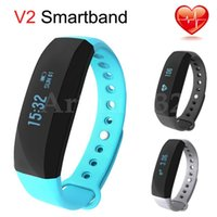 Cubot V2 Smartband All-weather monitor de freqüência cardíaca impermeável Anti-perdeu o alarme GPS Trail Inteligente Sport Bluetooth Smart Band Wristband OLED