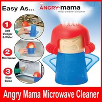 Microwave Oven Steam Cleaner Easily Cleans the Crud In Minut...