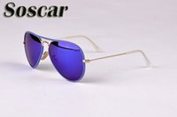 Soscar Authentic JM Sunglasses for Women Gradient Sunglasses...