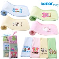 3pieces lot 0T- 3T Danrol 2017 new boy and girl 46*18cm Baby ...