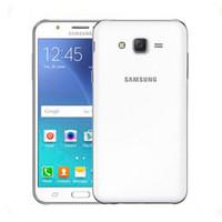 Remodelado Original Samsung Galaxy J5 J500F J500H Quad Core 5.0 pulgadas 1.5G / 8G doble cámara WIFI GPS Teléfono desbloqueado