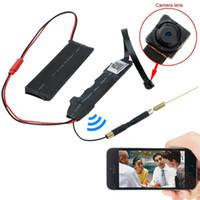 32 Go 1080P HD Mini P2P Wifi caméra réseau caméra activé enregistreur vidéo Spy DV sécurité caméscope IP pour IOS application Android vue à distance