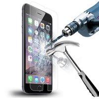 iPhone 7 Tempered Glass Screen Protector, Anti- Scratch, Anti...
