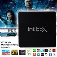 S905X 2GB 16GB Android OTT TV Box Quad Core Kodi 17. 0 fully ...