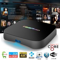 Android Tv Box 2GB+ 8GB T95R Pro Android6. 0 Amlogic S912 Wifi...