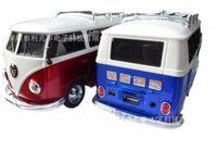 Mini Car Speakers Subwoofers Portable Bus Speaker WS- 266 Dee...