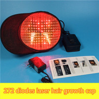 LED hair growth cap laser for hair growth Wholesaler Laser C...