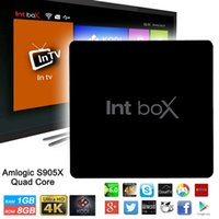 Amlogic S905X Android TV Box Quad Core 1gb 8gb Internet TV B...