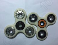 HandSpinner 3D impressão EDC Fidget Spinner Toy para descompressão Ansiedade Brinquedos Brinquedos de aço inoxidável sem caixa 20pcs OOA1096