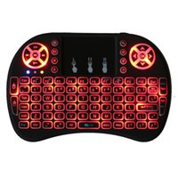 Fly Air Mouse 2. 4G Mini i8 Wireless Keyboard Backlit With Ba...