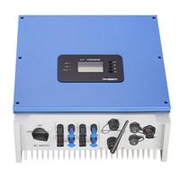 Инвертор с сеткой 5кВт 230В переменного тока 50/60 Гц Высокоэффективный инвертор подключен к солнечной энергетической системе