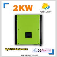 Индустрия инвертора солнечной энергии инвертора 2000W Grid-tied инвертор 48V к инверторам 2250W MPPT 120V Чисто инвертор синуса гибридный синуса 30A Заряжатель AC
