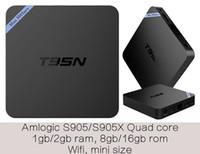 10PCS T95N- 1GB 8GB Smart Google Android5. 1 6. 0 TV boxes IPTV...