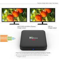 Amlogic S905X Android6. 0 Smart Tv Box Hibox H1 Pro 2GB 16GB ...