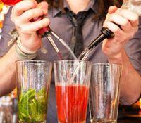 Stainless Steel Liquor Spirit Pourer Free Flow Wine Bottle P...