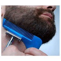 Free DHL Comb Beard Bro Shaping Shaving Brush Sexy Man Gentl...