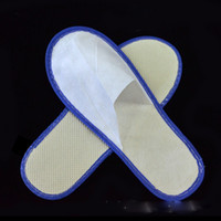500pairs lot Cheap price nice quality soft one- time slippers...