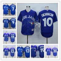 Cheap MLB Jersey Toronto Blue Jays Sports Youth Jerseys Troy...