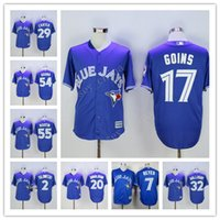 Cheap Hot MLB Jersey Toronto Blue Jays Sports Youth Jerseys ...