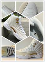 High Quality With Box OVO Retro 12 Men Basketball Shoes retr...