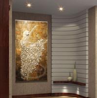 балерин, Pure Ручная роспись Современные стены декора Абстрактный поп-арт живопись маслом на высокого качества Canvas.Multi подгонять размер