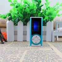 Wholesale- Shiny Mini USB Clip LCD Screen MP3 Media Player S...