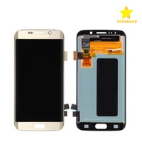 For Samsung Galaxy S6 Edge LCD Display Tough Screen Digitize...